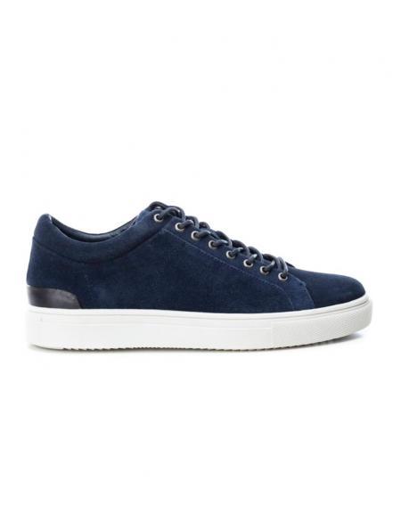 Zapato xti serraje casual navy - Imagen 1