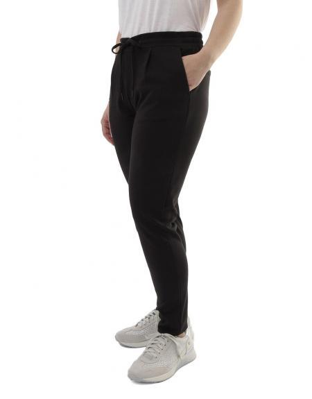 Pantalón Ichi kate chino punto lazo negro - Imagen 1