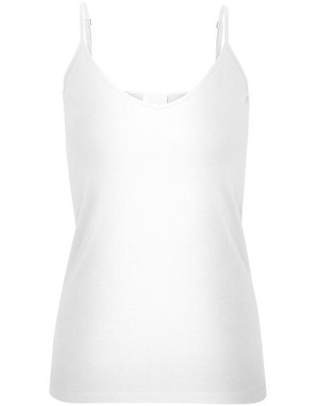 Camiseta vero moda blanco tirantes - Imagen 1