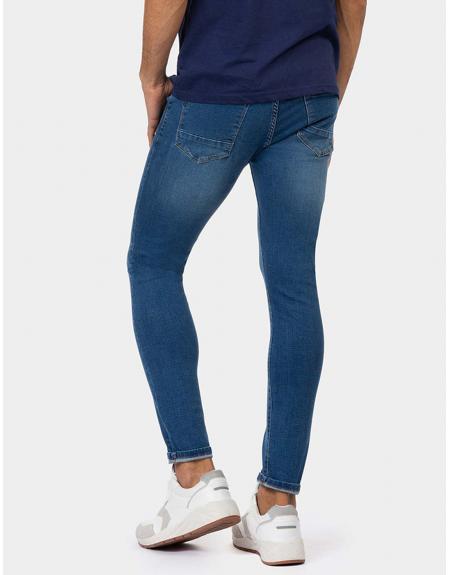 Vaquero azul Harry H149 skinny fit Tiffosi para hombre - Imagen 2