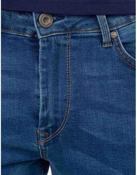 Vaquero azul Harry H149 skinny fit Tiffosi para hombre - Imagen 3
