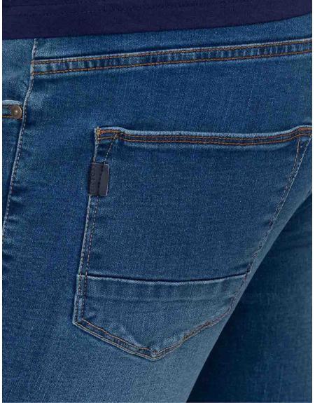 Vaquero azul Harry H149 skinny fit Tiffosi para hombre - Imagen 4