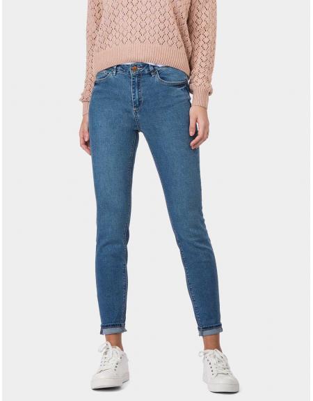 Pantalón vaquero pitillo Tiffosi body curve 48 para mujer - Imagen 1