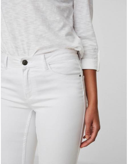 Pantalón Vero Moda Seven white shape up jeans - Imagen 10