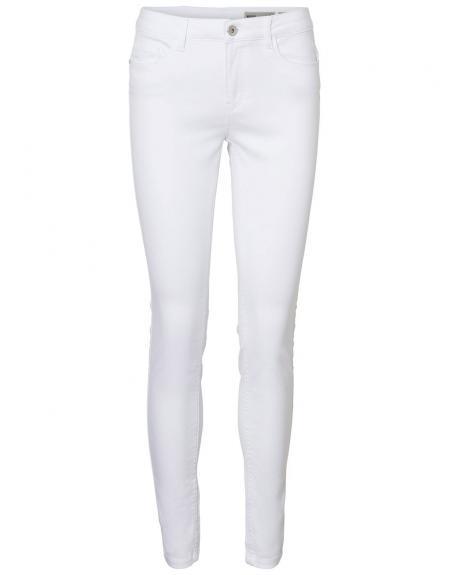 Pantalón Vero Moda Seven white shape up jeans - Imagen 11