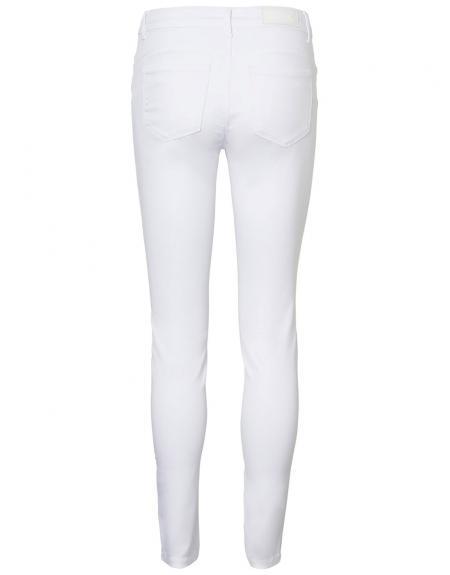 Pantalón Vero Moda Seven white shape up jeans - Imagen 12