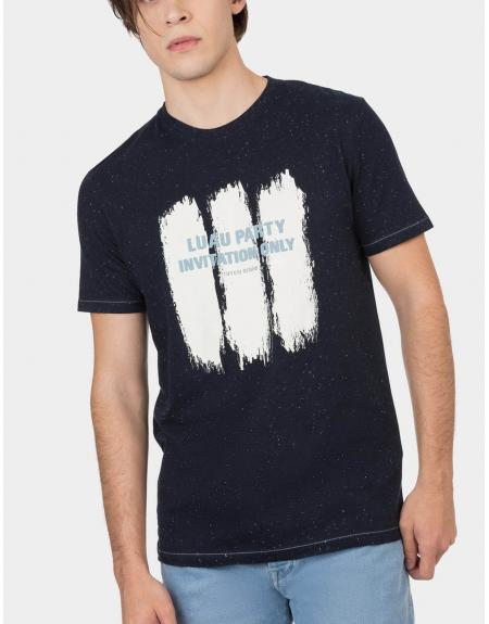 Camiseta manga corta Tiffosi Martinez para hombre - Imagen 4