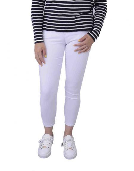 Pantalón CRZ Bucanero elástico pitillo para mujer - Imagen 4