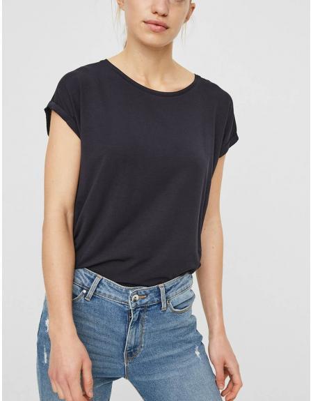 Camiseta manga corta Vero Moda Ava plain ss top para mujer - Imagen 15