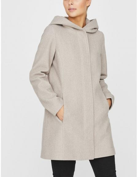 Abrigo  Vero Moda Dafnedora con capucha para mujer - Imagen 11
