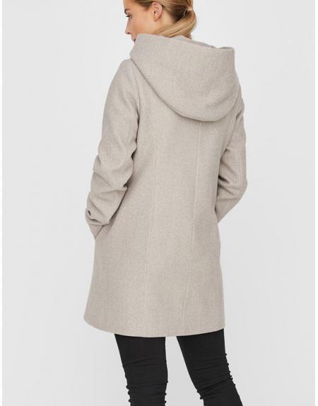 Abrigo  Vero Moda Dafnedora con capucha para mujer - Imagen 13