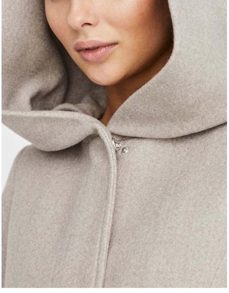Abrigo  Vero Moda Dafnedora con capucha para mujer - Imagen 14
