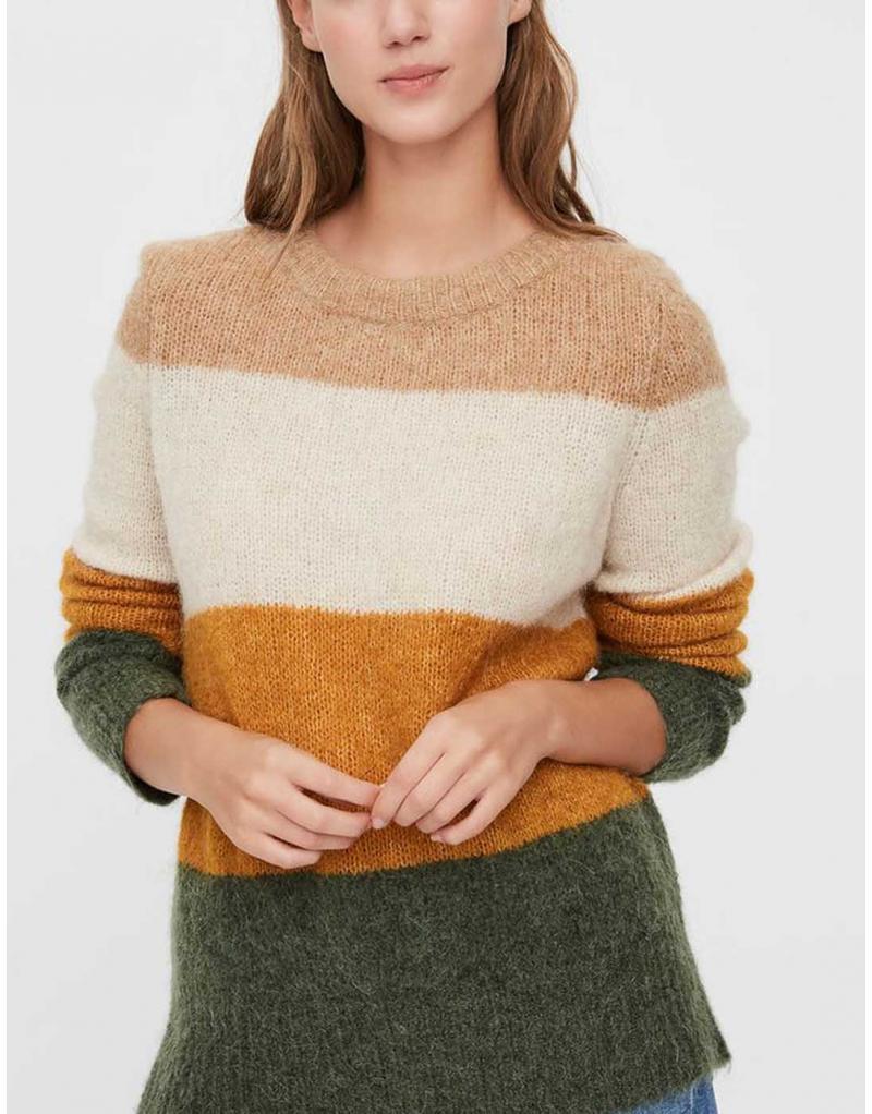 Jersey multicolor Vero Moda Isabella para mujer - Imagen 1
