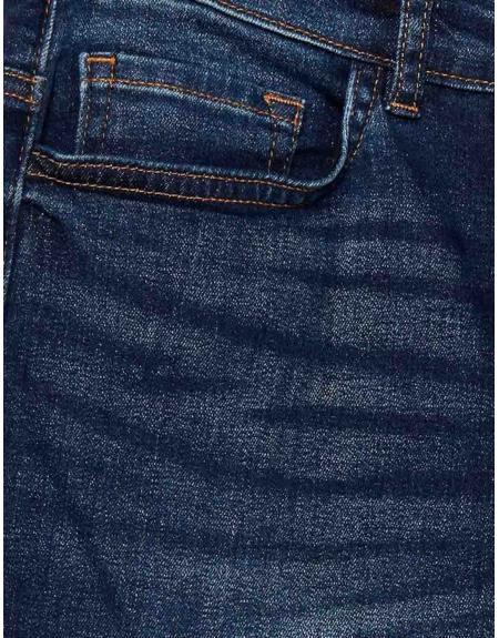 Pantalón vaquero con gastados ICHI Twiggy para  mujer - Imagen 3