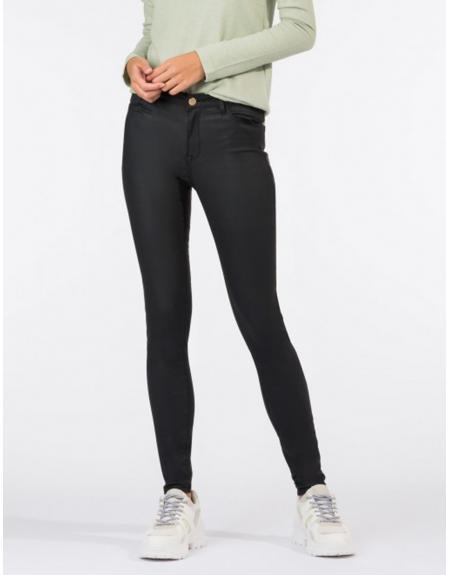 Pantalón polipiel Tiffosi Lauren 238 para mujer - Imagen 1