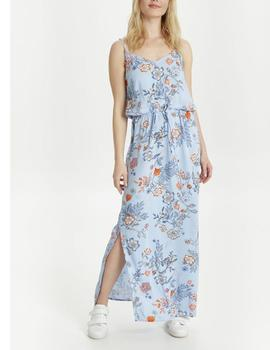 Vestido Byoung floral tiras Byhailey maxi dress